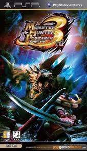 Monster Hunter Portable 3rd 10 Best PSP Games In 2011