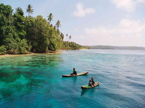 New Guinea Island 10 Largest Islands In The World