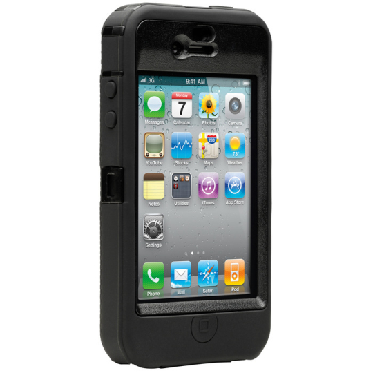 Otterbox Defender iPhone 4 case 10 Best iPhone 4 Covers And Cases – 2011