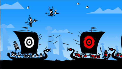 Patapon 3 10 Best PSP Games In 2011