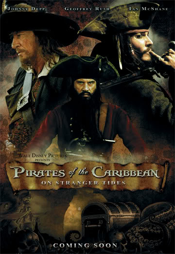 Pirates of the Caribbean On stranger tides 10 Most Anticipated Action Movies In 2011