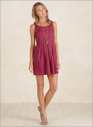 Poplin Pleated Tank Dress8 10 Best Summer Dresses Ideas For Women   2011