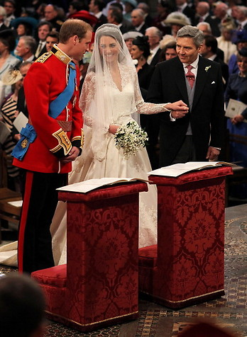 Prince William And Kate Middleton At Royal Wedding 10 Royal Wedding 2011 Photos