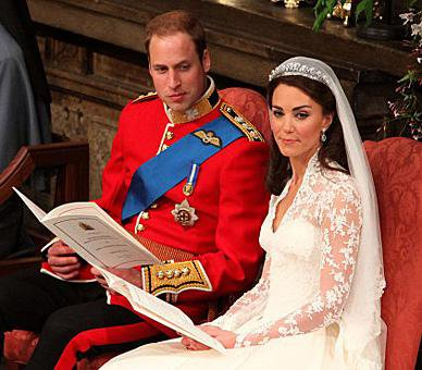 Prince William and Princess Catherine 10 Royal Wedding 2011 Photos