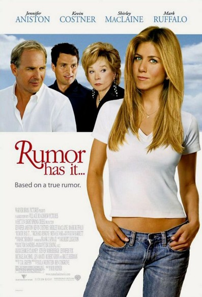 Rumor Has It 10 Best Jennifer Aniston Movies Ever