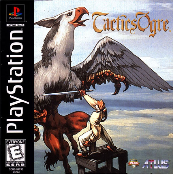 Tactics Ogre Let us cling together 10 Best PSP Games In 2011