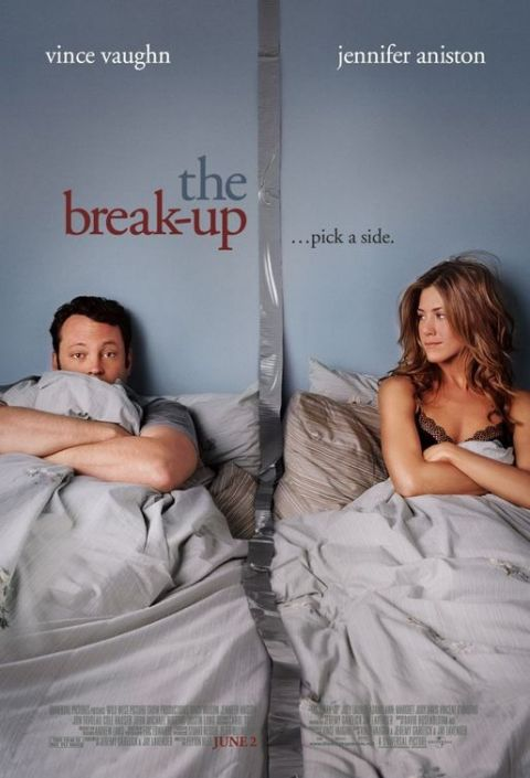 The Break Up 10 Best Jennifer Aniston Movies Ever