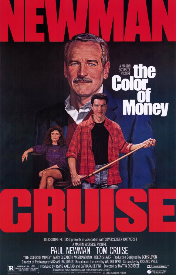 The color of Money 10 Best Tom Cruise Movies Ever