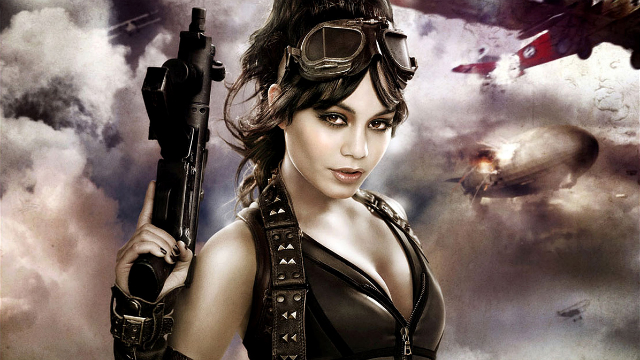 Vanessa Hudgens Sucker Punch 10 Hot Vanessa Hudgens Wallpapers