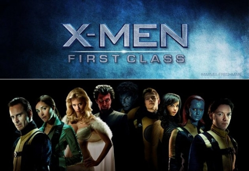 X men First Class 10 Most Anticipated Action Movies In 2011