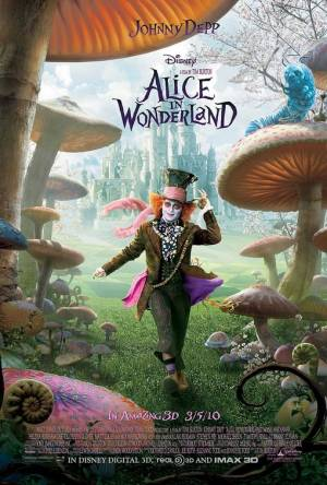 alice in wonderland 10 Best Movies To Watch In 3D