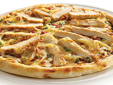 bbq chicken pizza 10 Most Delicious Pizza Toppings