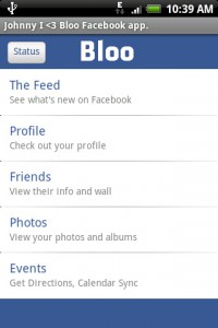 bloo facebook android 10 Best Android Apps For Webmasters