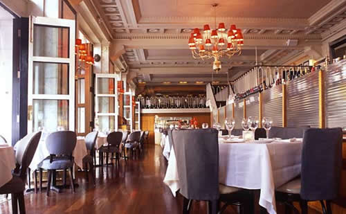 blue water grill 10 Best Restaurants In The New York City