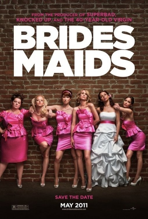 bridesmaids 10 Funny Movies Releasing This Summer 2011