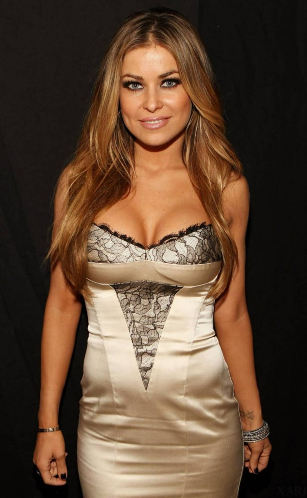 carmen electra 632x1024 10 Prettiest Women Born In April