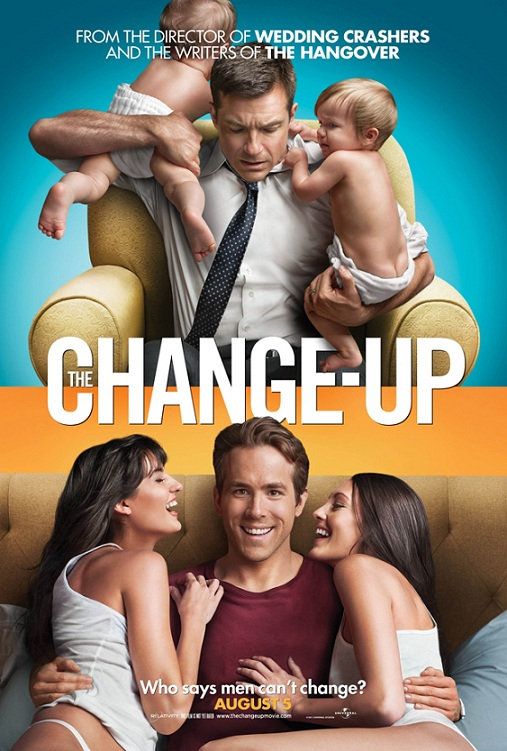 change up movie 10 Funny Movies Releasing This Summer 2011