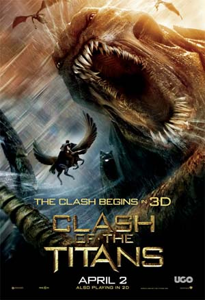 clash of the titans 10 Best Movies To Watch In 3D