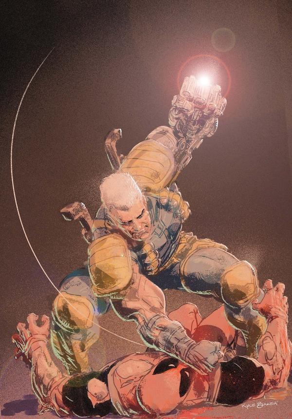 deadpool max 10 Most Popular Comics In 2011