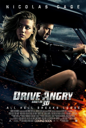 drive angry 10 Best Movies To Watch In 3D