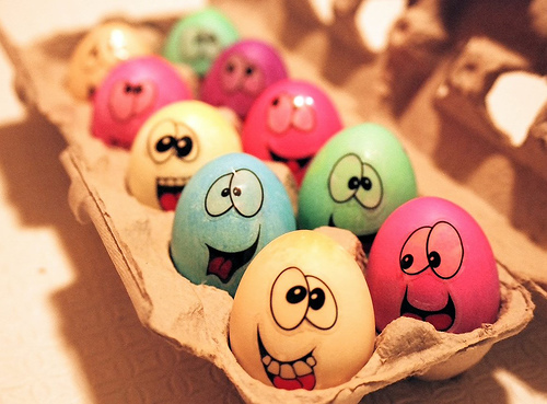 easter eggs 10 Ways Of Easter Celebrations In Different Countries