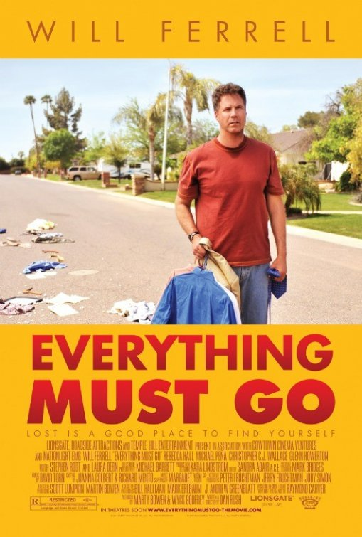everything must go movie 10 Funny Movies Releasing This Summer 2011