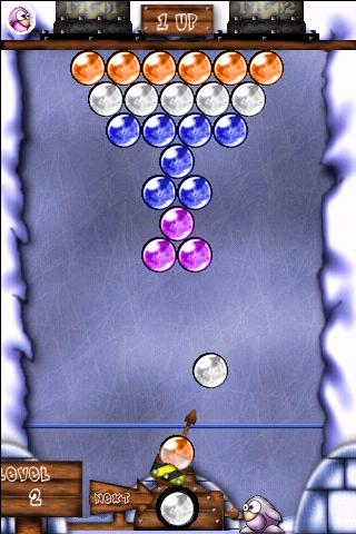 frozen bublble 10 Most Addictive Android Games – 2011