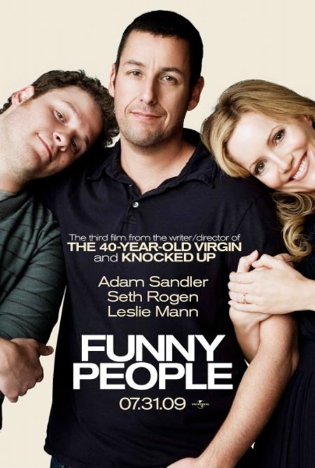 funny people 10 Best Adam Sandler Movies Ever