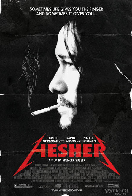hesher movie 10 Funny Movies Releasing This Summer 2011