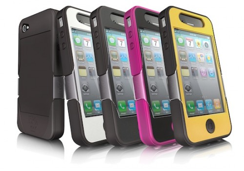 iSkin Revo4 10 Best iPhone 4 Covers And Cases  2011