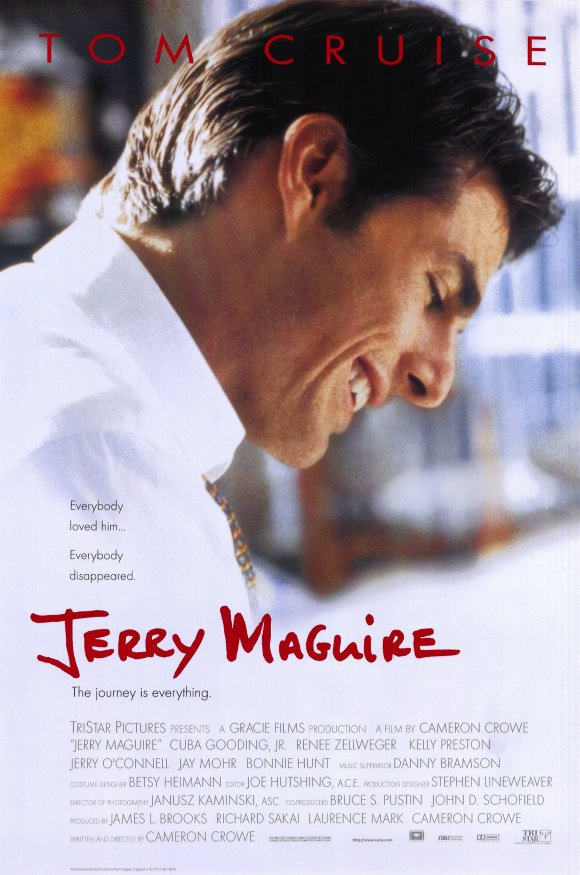 jery maguire 10 Best Tom Cruise Movies Ever
