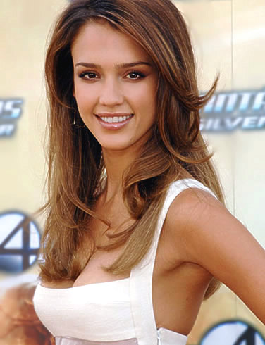 jessica alba 10 Prettiest Women Born In April