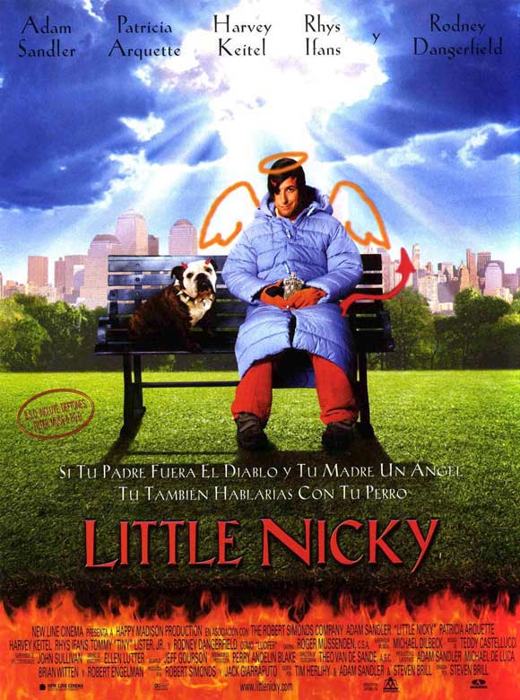 little nicky 10 Best Adam Sandler Movies Ever