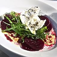 mozarella and beetroot salad 10 Most Delicious Salads in The World