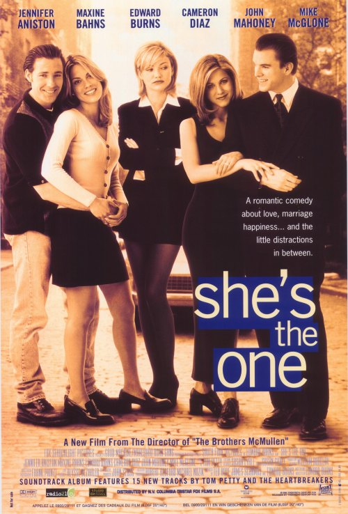 shes the one 10 Best Jennifer Aniston Movies Ever