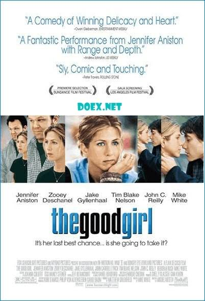 the good girl 10 Best Jennifer Aniston Movies Ever