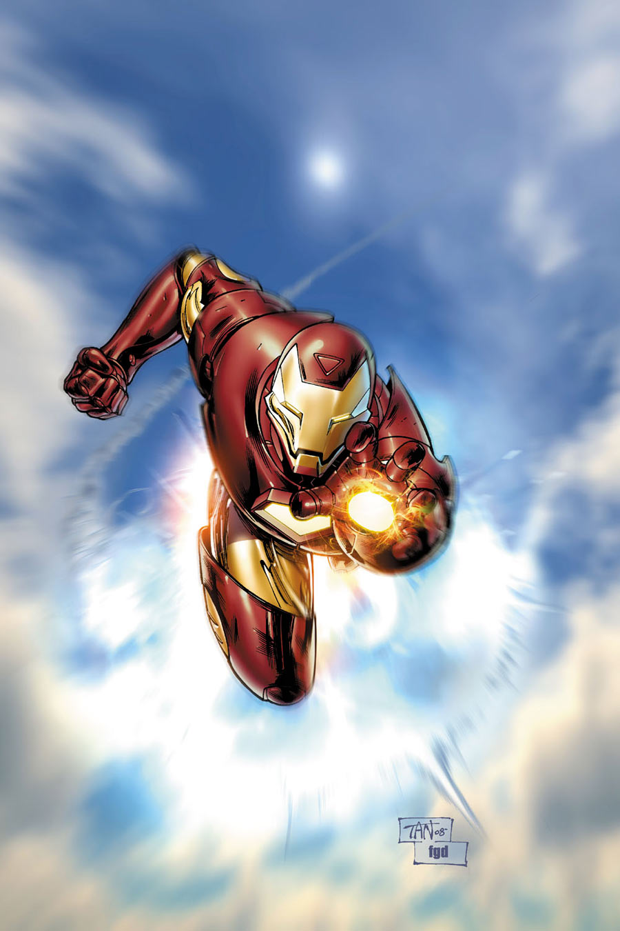 the invisible iron man 10 Most Popular Comics In 2011