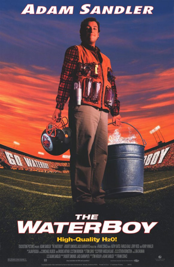 the waterboy 10 Best Adam Sandler Movies Ever
