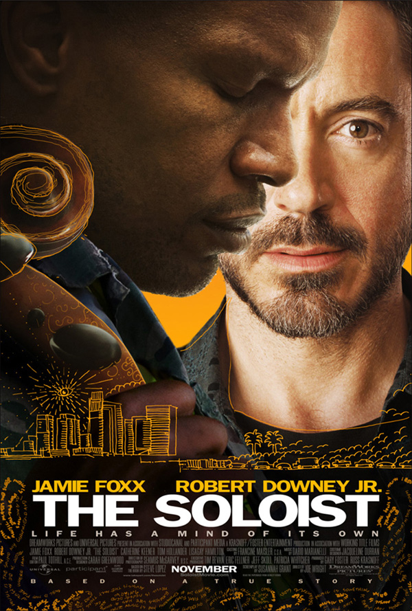 the soloist 10 Best Robert Downey Movies Ever