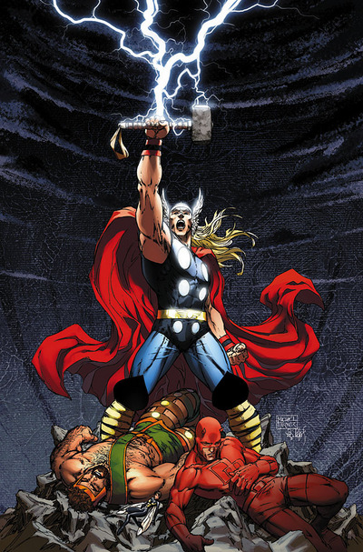 thor the mighty avenger 10 Most Popular Comics In 2011