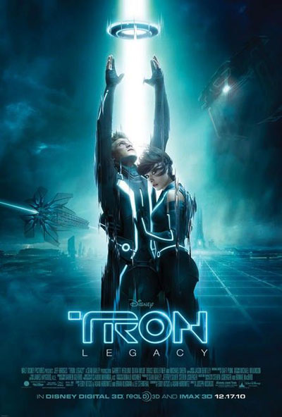 tron legacy 10 Best Movies To Watch In 3D