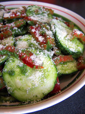 zucchini Salad 10 Most Delicious Salads in The World