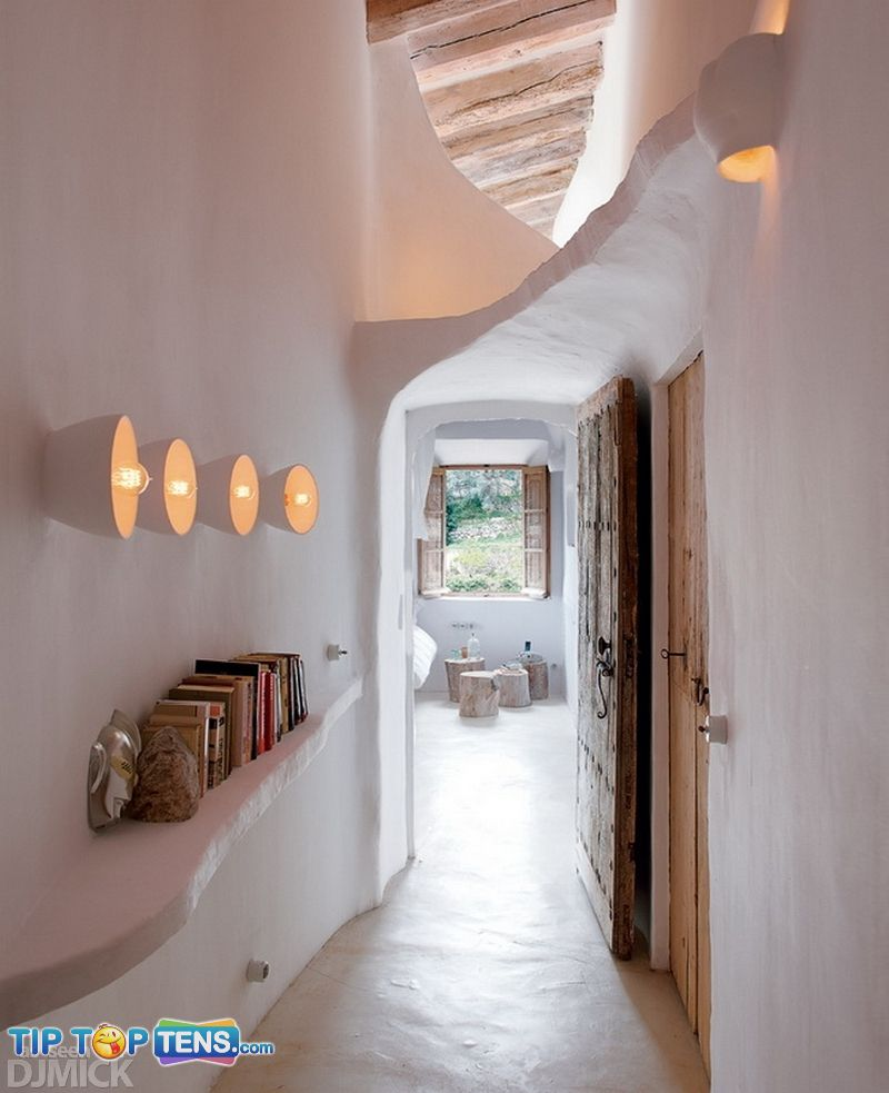 1 2 10 Photos Of The Awesome Cave House in Mallorca   Spain