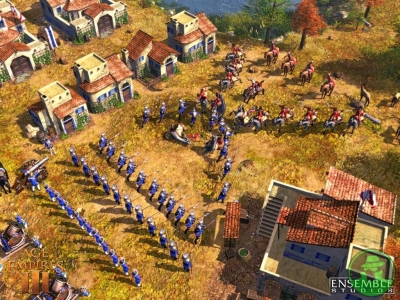 AGE OF EMPIRES III 10 Best Real Time Strategy Games In 2011