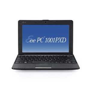 ASUS Eee PC 1001PXD EU17 BK 10 Best Netbooks In 2011