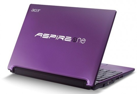 Acer Aspire One D260 10 Best Netbooks In 2011