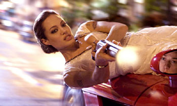 Angelina Jolies stunts 10 Most Popular Actors Who Do Their Own Stunts
