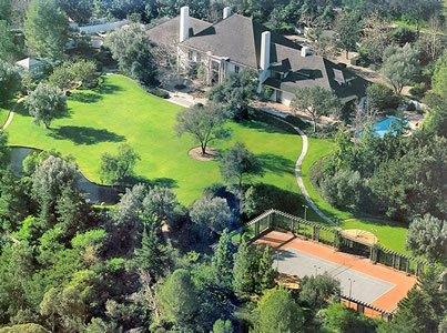 Bel air 10 Most Expensive Homes in America