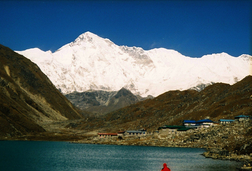 Cho Oyu Mountain 10 Highest Mountains In The World