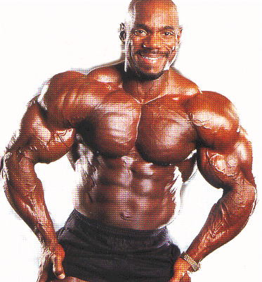 Flex Wheeler 10 Best Bodybuilders In The World